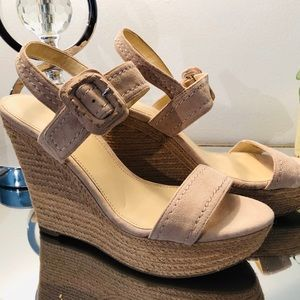 Marc Fisher Espadrille Wedge Sandals